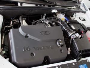 Двигатель Гранты 2014 года