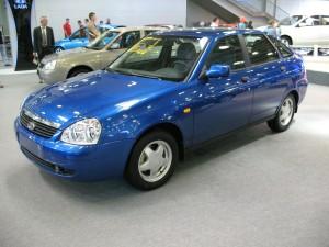 Автомобиль Ваз 2190