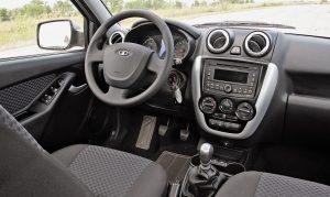 Lada Granta -Внешний вид салона и его наполнение порадует автолюбителя