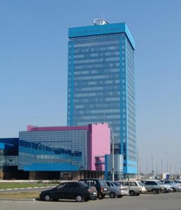 Здание АвтоВАЗа