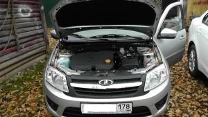 Техническое наполнение автомобиля