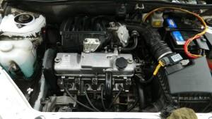 Матер должен осмотреть все детали двигателя