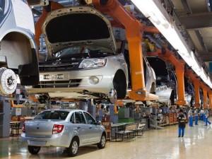 Выпуск автомобилей Ижавто