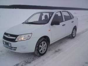 Автомобиль 2013 года выпуска