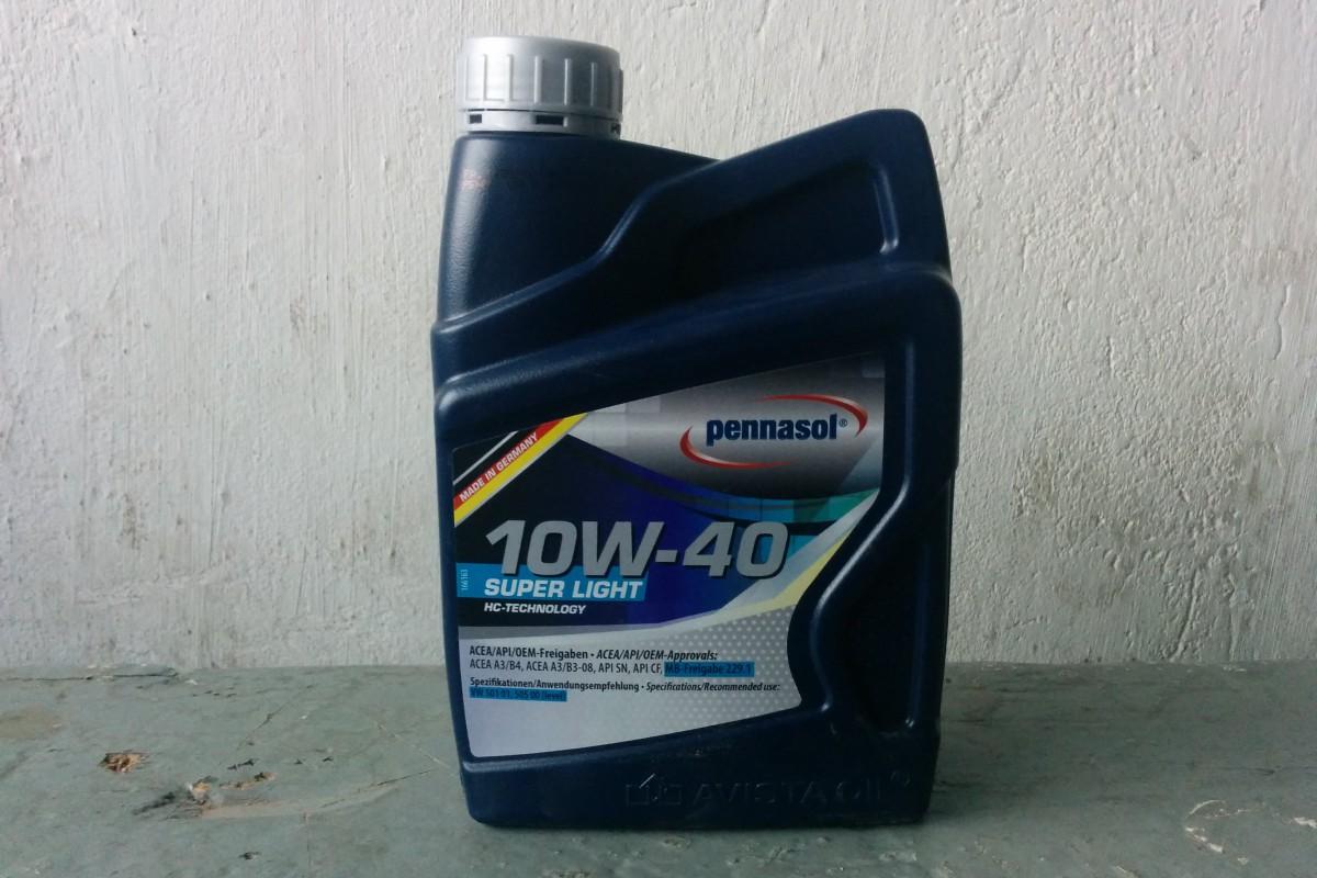 Pennasol 10W-40